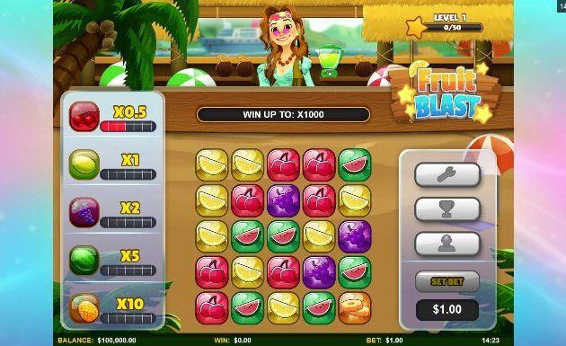 Play Fruit Machine Games