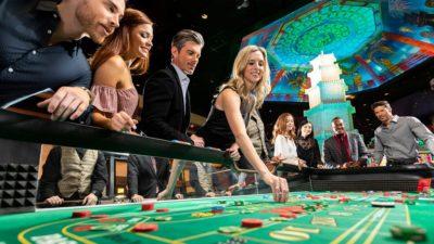 Playing Baccarat Casino Game